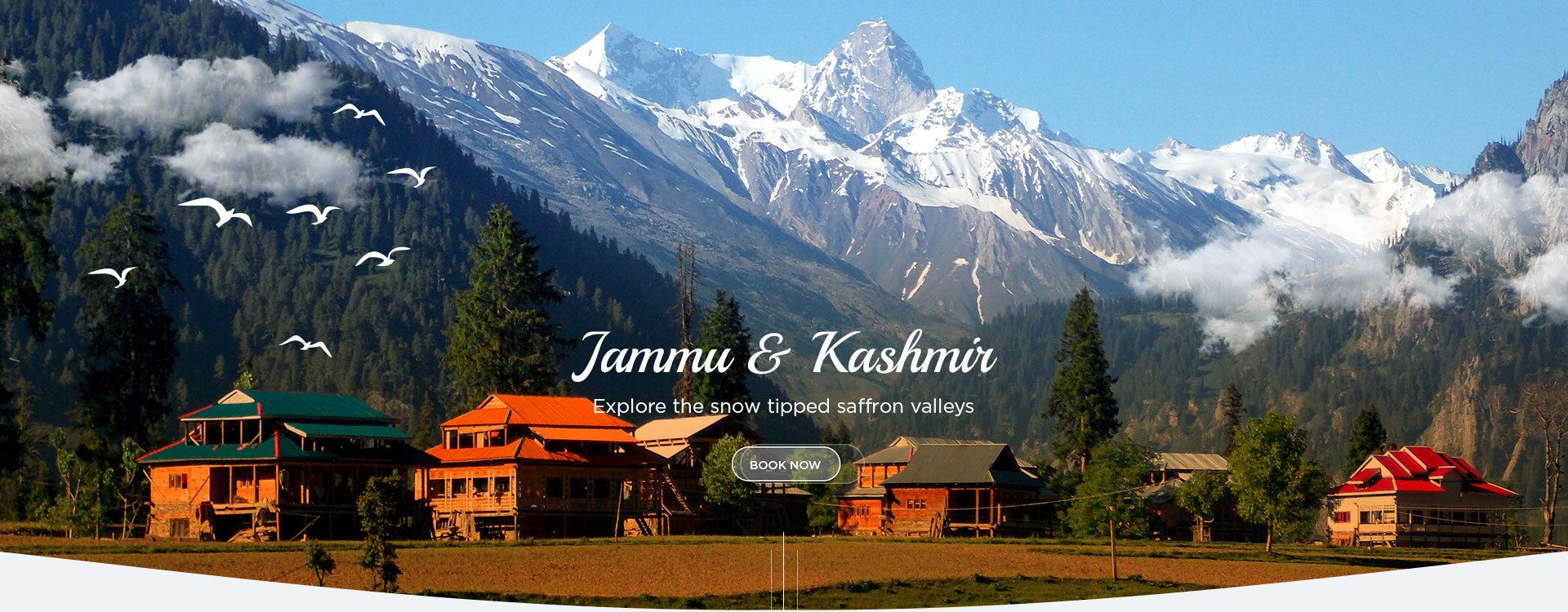 Jammu and kashmir tour Operator - Eastern Meadows Tour