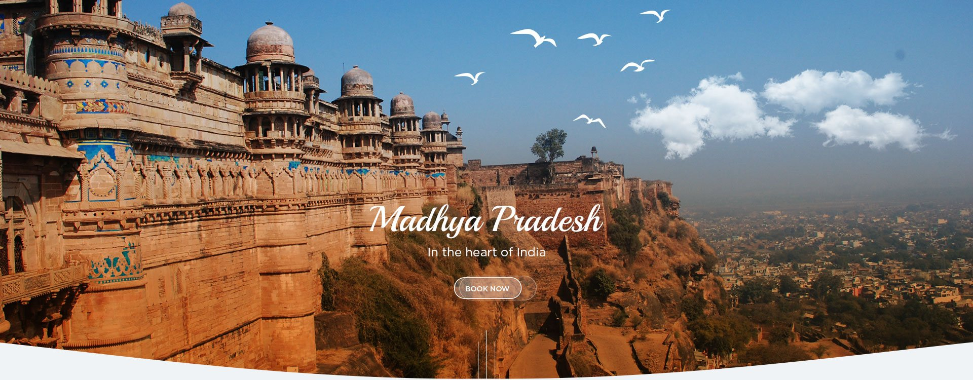 Madhya Pradesh Tour Operator - Eastern Meadows Tour