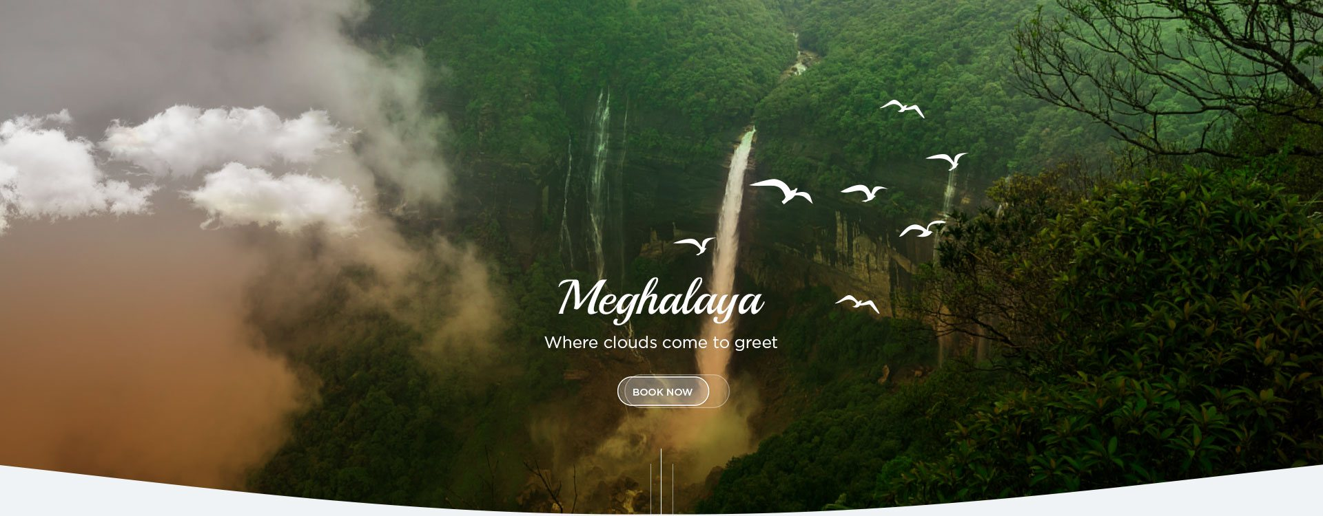 Meghalaya Tours and travel - Eastern Meadows Tour