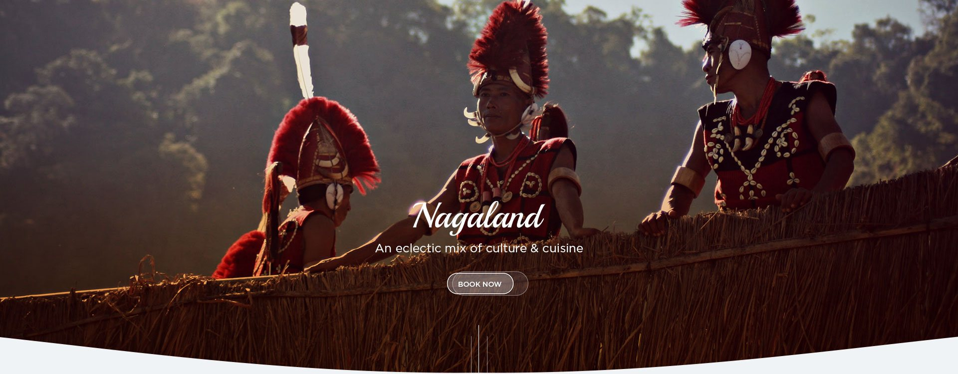Nagaland Tourism - Eastern Meadows Tour